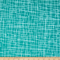Andover Pick Up Sticks Turquoise