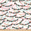 QT Fabrics Piece Of Cake Banners White