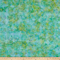 Timeless Treasures Tonga Batik Poppy Burst Emerald