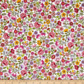 Andover/Makower Bloom Chintz Pink