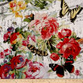 Lacefield Designs Global Market Chelsea Floral Exclusive Coral