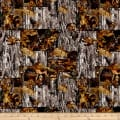 Realtree Lakeside Sunset Patchwork  Allover