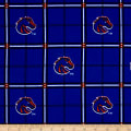 NCAA Boise State University Broncos Plaid