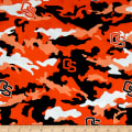 NCAA Oregon State Camouflage Orange