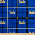 NCAA UCLA Bruins Flannel Plaid Blue