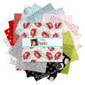 "Riley Blake Paperdoll 10"" Stackers 42 Pcs Multi"