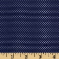 Pin Dots Navy