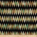 Navajo Earth Tones Green/Brown