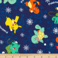 Kaufman Flannel Pokemon Snowball