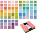 "Kaufman Kona Cotton Solids 5"" Charm Pack 42 Pcs Pastel"