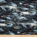 Trans-Pacific Textiles Shark Sightings Gray