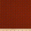 QT Fabrics Antiquities Bethel Foulard Rust
