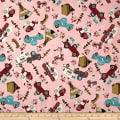 Riverwoods Glamping Gypsies Novelty Pink