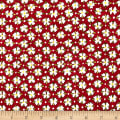 Riverwoods Glamping Gypsies Floral Red