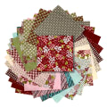 "Fabric.com Glamping Gypsies 10"" Square Precut Multi - Exclusive"