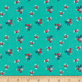 Riley Blake Seaside Bouquet Teal