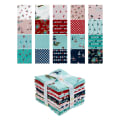 Riley Blake Seaside Fat Quarter Bundle 21 Pcs. Multi