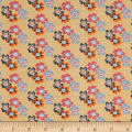 Penny Rose Floral Hues Lawn Bouquet Yellow