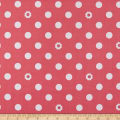 Riley Blake Hello Lovely Dots Pink