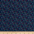 Riley Blake Serendipity Sprinkles Navy