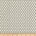 Timeless Treasures Country Coop Mini Chicken Wire Cream