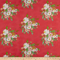 Art Gallery Fabrics Extempore Celebration Coral Pink