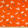Paintbrush Studio Otter Romp Otters Orange