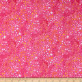 Paintbrush Studios Launch Party Stars and Dots Pink