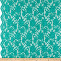 Chantilly Lace Double Boarder Jade