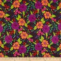 Windham Gypsy Gypsy Floral Charcoal