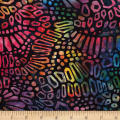 Kaufman Artisan Batiks Artful Earth Scale Rainbow