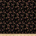 Faye Burgos Impromptu Mix Mini Rose Calico Black
