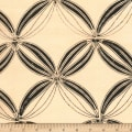 Kim Eichler-Messmer Imbue Batiks Cathedral Window Black/Cream