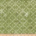 Kim Eichler-Messmer Imbue Batiks Diamond In Diamond Green