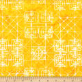 Kim Eichler-Messmer Imbue Batiks Suare In A Square Yellow