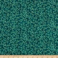 QT Fabrics Mariposa Scroll Dark Teal