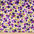 Maywood Studio Emma's Garden Packed Pansies Cream
