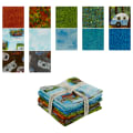 Maywood Studio Quilter's Road Trip Fat Quarter Bundle Quilter's Road Trip 11 pcs + 1 Panel Multi
