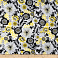 Wilmington Sunny Days Large Floral White