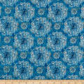Wilmington Bohemian Dreams Mandalas Blue