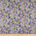 Wilmington Bohemian Dreams Flowers Allover Purple