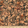 Anthology Fabrics  Art Inspired Autumn Rhythym Stained Glass Toast