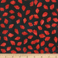 Anthology Fabrics Specialty Batik Southwest Arrowheads Red