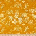 Anthology Fabrics Specialty Batik Southwest Symbols Sun