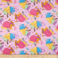 Disney Princess Multi Toss Princess In Dots Pink