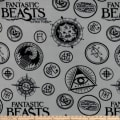 Fantastic Beast Secret Society Fleece Grey