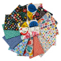 Clothworks Good Things Will Come Fat Quarter Pack 15 Pcs Multi