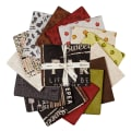 Clothworks Farmhouse Life Fat Quarter 15 Pcs Multi