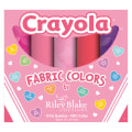 "Crayola Kaleidoscope 18"" Fat Quarter Box Valentines 10pcs"