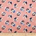 Disney Forever Princess Snow White In Circles in Light Pink